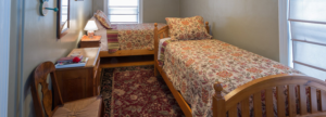 The Red Lantern Inn Clifton Forge Virginia twin beds