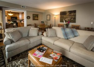 The Red Lantern Inn | Living Room