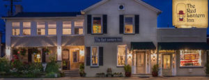 The Red Lantern Inn in Downtown Clifton Forge Virginia