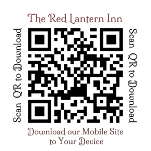 The Red Lantern Inn in Clifton Forge VA mobile site QR codepng