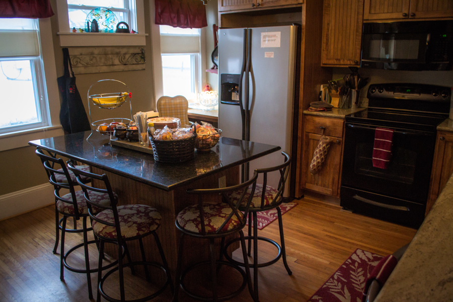About - The Red Lantern Inn